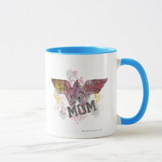 Wonder Mom Mixed Media