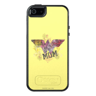 Wonder Mom Mixed Media OtterBox iPhone 5/5s/SE Case
