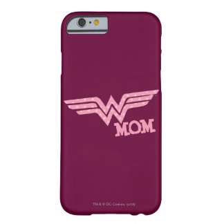 Wonder Mom Pink Barely There iPhone 6 Case