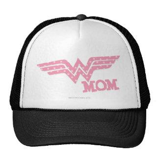 Wonder Mom Pink Cap