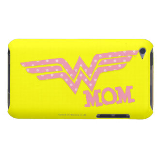 Wonder Mom Pink iPod Touch Cases