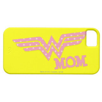 Wonder Mom Pink Case For The iPhone 5
