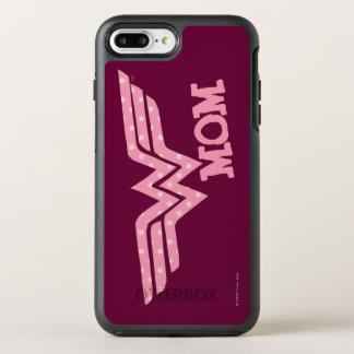 Wonder Mom Pink OtterBox Symmetry iPhone 8 Plus/7 Plus Case