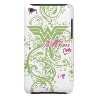 Wonder Mom Swirls Barely There iPod Covers