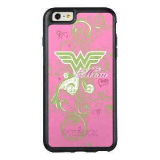 Wonder Mom Swirls OtterBox iPhone 6/6s Plus Case
