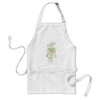 Wonder Mom Swirls Standard Apron