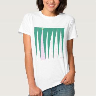 Wonder of the Season Christmas Tree Tee Shirts