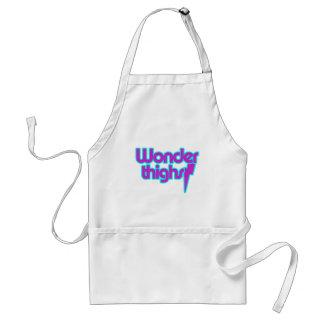 Wonder thighs standard apron