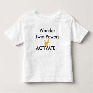 Wonder Twins Powers Eagle Toddler T-Shirt