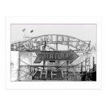 Wonder Wheel Thrills (Coney Island, NY) postcard