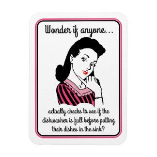 Wonder Woman 2 Rectangular Photo Magnet