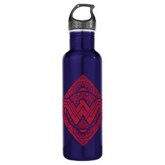 Wonder Woman Amazonian Symbol 710 Ml Water Bottle