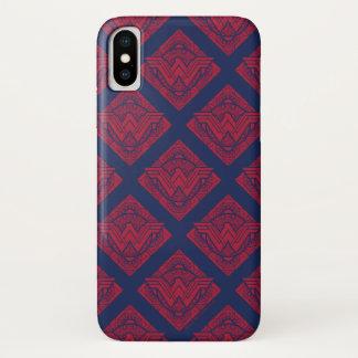 Wonder Woman Amazonian Symbol iPhone X Case