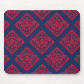 Wonder Woman Amazonian Symbol Mouse Mat