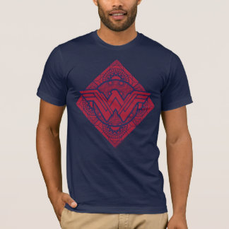 Wonder Woman Amazonian Symbol T-Shirt