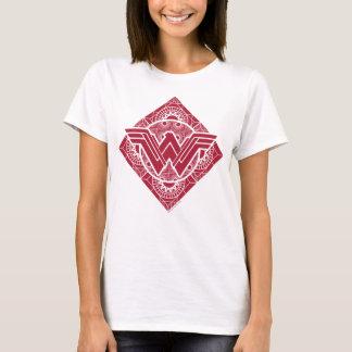 Wonder Woman Amazonian Symbol T-Shirt