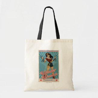 Wonder Woman Amazonians Unite Vintage Poster Tote Bag