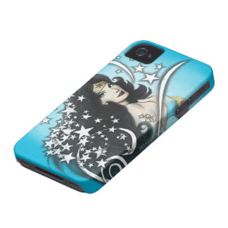 Wonder Woman and Stars Case-Mate iPhone 4 Case
