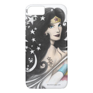 Wonder Woman and Stars iPhone 8/7 Case