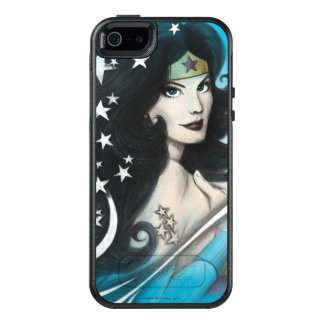 Wonder Woman and Stars OtterBox iPhone 5/5s/SE Case