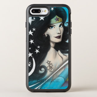 Wonder Woman and Stars OtterBox Symmetry iPhone 8 Plus/7 Plus Case