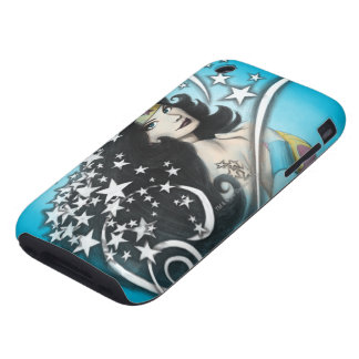 Wonder Woman and Stars Tough iPhone 3 Covers