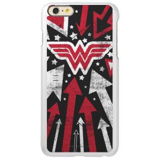 Wonder Woman Arrows iPhone 6 Plus Case