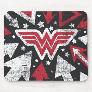Wonder Woman Arrows Mouse Pad