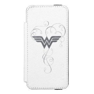 Wonder Woman - Beauty Bliss Incipio Watson™ iPhone 5 Wallet Case