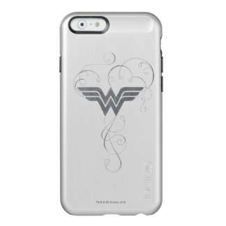 Wonder Woman - Beauty Bliss Incipio Feather® Shine iPhone 6 Case