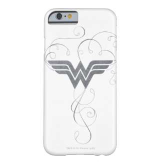 Wonder Woman | Beauty Bliss Logo Barely There iPhone 6 Case