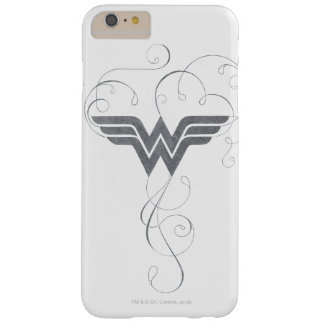 Wonder Woman | Beauty Bliss Logo Barely There iPhone 6 Plus Case