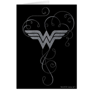 Wonder Woman | Beauty Bliss Logo Card