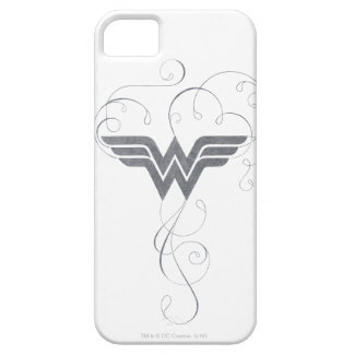 Wonder Woman | Beauty Bliss Logo iPhone 5 Covers