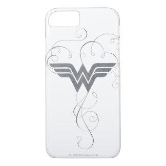 Wonder Woman | Beauty Bliss Logo iPhone 8/7 Case