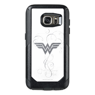 Wonder Woman | Beauty Bliss Logo OtterBox Samsung Galaxy S7 Case