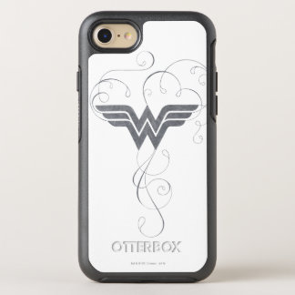 Wonder Woman | Beauty Bliss Logo OtterBox Symmetry iPhone 8/7 Case