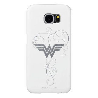 Wonder Woman | Beauty Bliss Logo Samsung Galaxy S6 Cases
