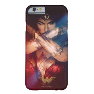 Wonder Woman Blocking With Bracelets Barely There iPhone 6 Case