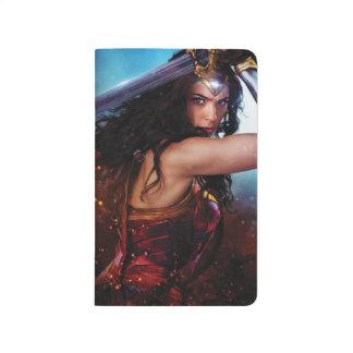 Wonder Woman Blocking With Sword Journals