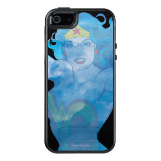Wonder Woman Blue Sky Silhouette OtterBox iPhone 5/5s/SE Case