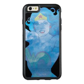 Wonder Woman Blue Sky Silhouette OtterBox iPhone 6/6s Plus Case