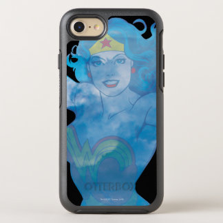 Wonder Woman Blue Sky Silhouette OtterBox Symmetry iPhone 8/7 Case