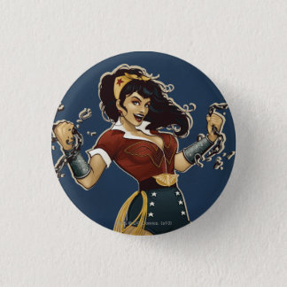 Wonder Woman Bombshell 3 Cm Round Badge
