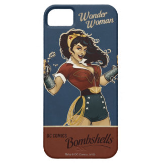 Wonder Woman Bombshell Barely There iPhone 5 Case