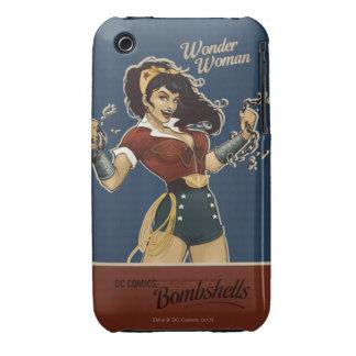 Wonder Woman Bombshell iPhone 3 Case-Mate Case