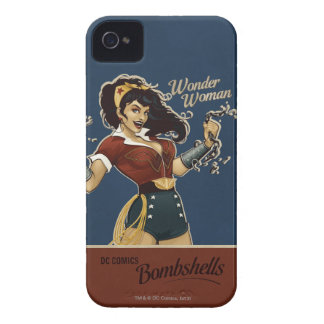Wonder Woman Bombshell iPhone 4 Case-Mate Cases