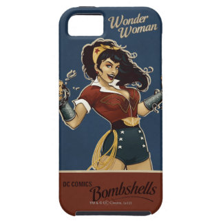 Wonder Woman Bombshell iPhone 5 Covers