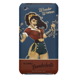 Wonder Woman Bombshell iPod Touch Case