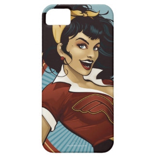Wonder Woman Bombshell Name Graphic iPhone 5 Cover